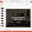 Презентация Украинский борщ