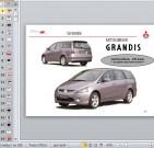 Презентация Mitsubishi Grandis