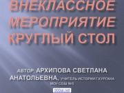 Презентация Академик Сахаров