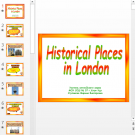 Презентация Historical places in London