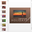 Презентация American Holidays на английском