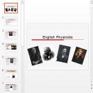 Презентация English Physicists
