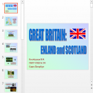Презентация Great Britain: England and Scotland
