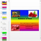 Презентация Радуга продуктов