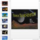 Презентация Space Tourist