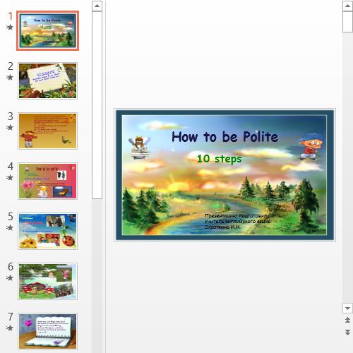 Презентация Толерантность на английском