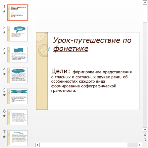 Презентация Фонетика русского языка