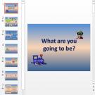 Презентация Будущая профессия на английском