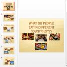 Презентация Национальные кухни на английском