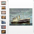 Презентация Titanic