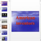 Презентация American inventors