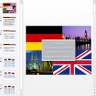 Презентация Сходства и различия в лексике английского и немецкого