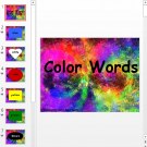 Презентация Colour words