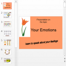 Презентация Your Emotions