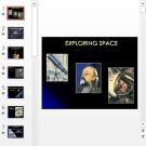 Презентация Exploring space