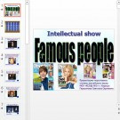Презентация Topic Famous people