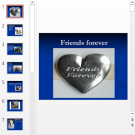 Презентация Friends forever
