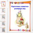Презентация Картотека сюжетных игр