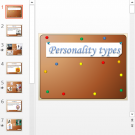 Презентация Personality types