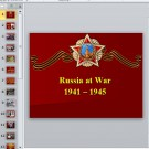 Презентация Russia at War 1941 1945