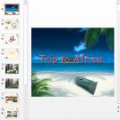 Презентация Trip to Africa