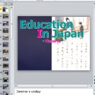 Презентация Education in Japan