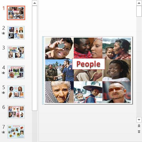 Презентация People