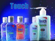Touch Hand Gel Touch Антибактериальный гель для рук