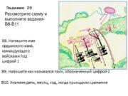 Задание 20 В8. Напишите имя ордынского хана, командующего