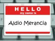 Aldio Merancia. You can call me Dio, or
