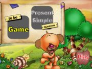 Game Present Simple Play to be Questions. Am