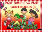 PAST SIMPLE vs PAST CONTINUOUS (I)While Betty _____