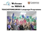 TOUCHSTONE@MISiS Language Programme TOUCHSTONE@MISiS Language Programme Difficulty level: