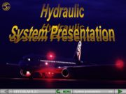 Hydraulic System Presentation MENUThe A 320 family has