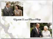 Elizabeth II and Prince Philip First meeting Princess