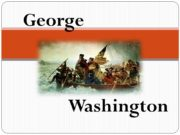 George Washington George Washington 1st president of the