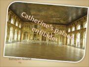 Catherine's palace enfilade Babayan Anahit 11b THE MAIN