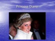 Princess Diana Diana was born in 1961,into a