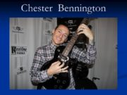 Chester Bennington CHILDHOOD CHILDREN Linkin Park COMPOUND