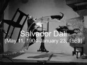 Salvador Dali (May 11, 1904-January 23, 1989) Salvador