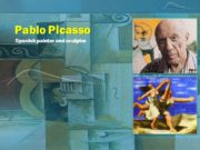 Pablo Picasso Spanish painter and sculptor Biography of
