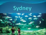 Sydney Sydney Sydney is the largest city in