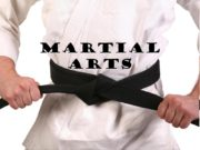 Martial arts Martial arts -There were about 2,000