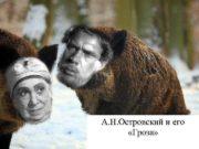 А. Н. Островский и его  «Гроза»