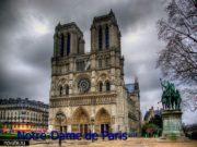 Notre-Dame de Paris Нотр-Дам Кафедральный собор Нотр —
