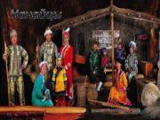Нанайцы  Старинная женская одежда  Традиционная одежда