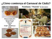 ¿Cómo comienza el Carnaval de Cádiz? Masa de