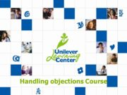 Handling objections Course Алгоритм преодоления возражений Навыки активного