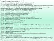 802.11 — Изначальный 1 Мбит/с и 2 Мбит/c,