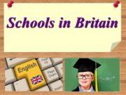 Schools in Britain Education in Great Britain is